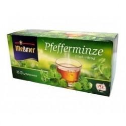 Meßmer Tee Pfefferminze, 25er