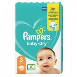 Pampers Windeln Baby Dry Gr.3