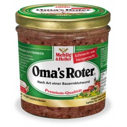 Mehlig&Heller Oma's Roter
