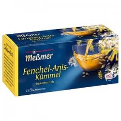 Meßmer Fenchel-Anis-Kümmel,...