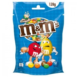 M&M'S Crispy Schokobonbons