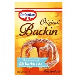 Dr. Oetker Original Backin