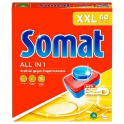 Somat 7 All-in-1, 60 Tabs