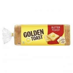 Golden Toast Butter Toast