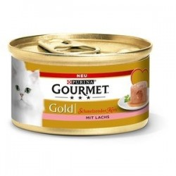 Gourmet Gold mit Lachs...