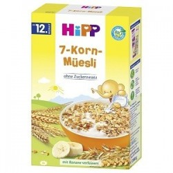 Hipp Kinder 7-Korn-Müesli