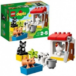 LEGO Duplo 10870 - Tiere...